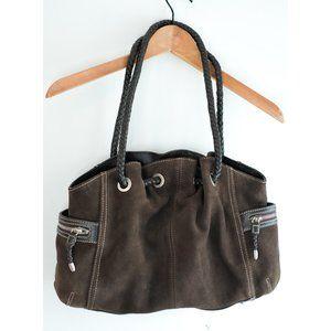 Coldwater leather handbag